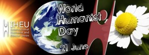 World Humanist Day - 21 June